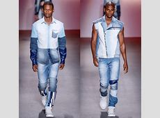 CocaCola Jeans 2014 Winter Mens Runway Denim Jeans