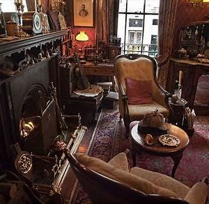 victorian parlour Totally Sherlock 's flat Look at that