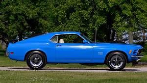 1970 Ford Mustang Boss 429 Fastback | S124 | Harrisburg 2016