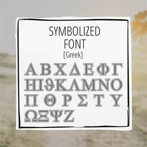free greek symbolized font greekhouse of fonts With greek house letters