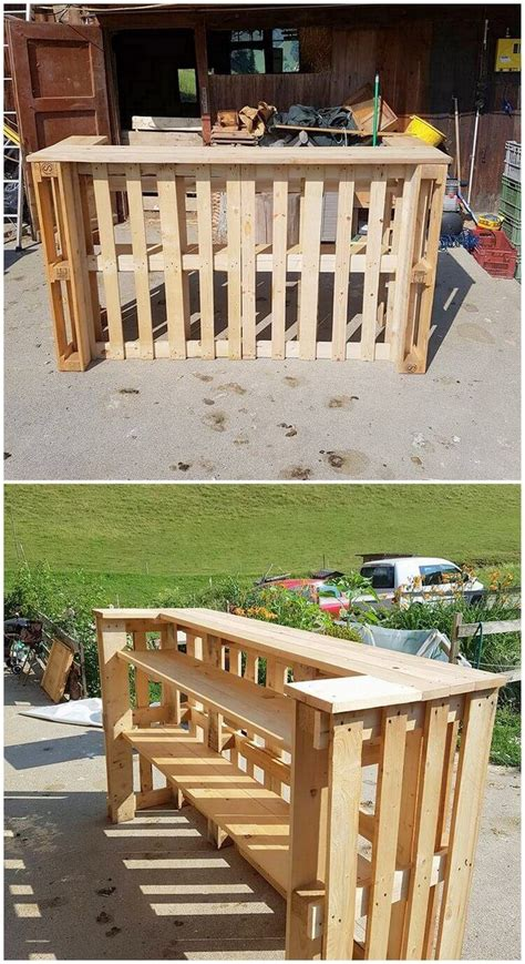 easy diy wood pallet upcycling ideas wood