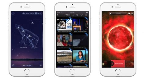 best astronomy app for iphone astronomy iphone