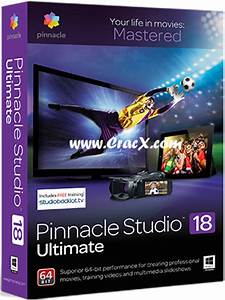 corel pinnacle studio 18 ultimate pc crack free download With pinnacle studio templates free download