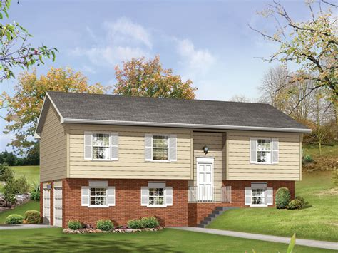split level home plans woodland ii split level home plan 001d 0058 house plans