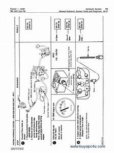John Deere 4430 Tractor Tm1057 Technical Manual Pdf