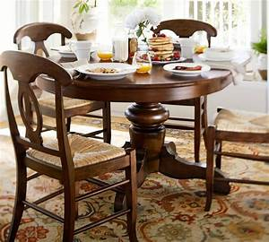 top 50 shabby chic round dining table and chairs home With barn style table and chairs