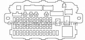 01 Integra Fuse Diagram