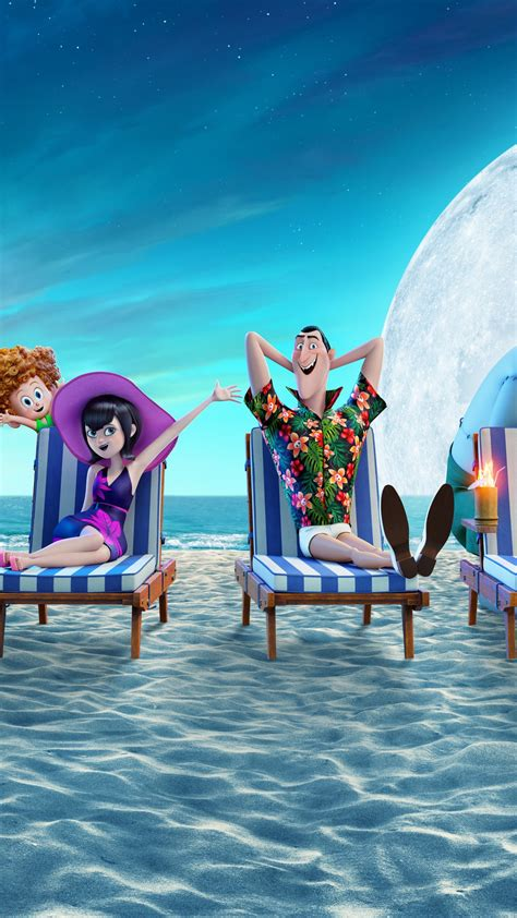 wallpaper hotel transylvania 3 summer vacation animation comedy family 14613