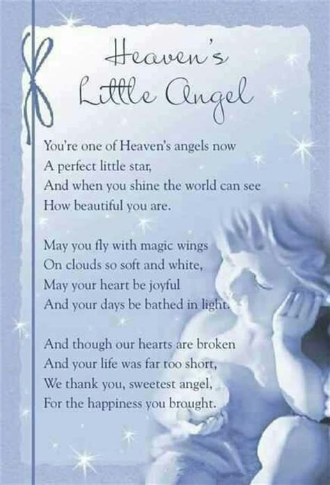 Happy Birthday Angel Baby Quotes