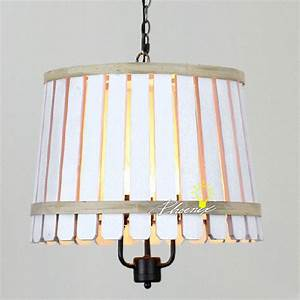 Wood strip pendant lighting browse project