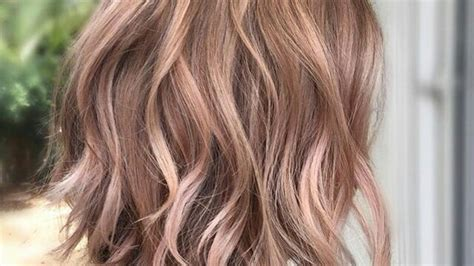 Top 10 Most Popular Women's Hair Color Trends 2018
