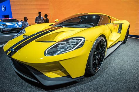 The Coolest Cars At This Year's La International Auto Show