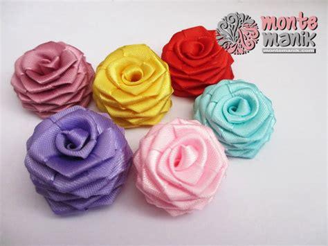 bunga mawar mutiara aplikasi bunga mawar satin lydia apb 07 montemanik