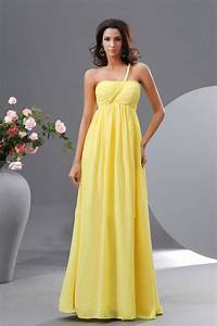yellow bridesmaid dress dresscab With yellow wedding dresses bridesmaids