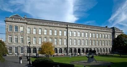 Trinity College Library Dublin Building Wikipedia Ireland