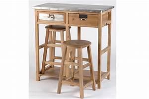 Meuble Appoint Cuisine : table d 39 appoint cuisine ~ Melissatoandfro.com Idées de Décoration