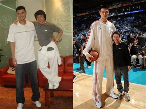 Yao Ming Makes Other People Look Like Ants 47 Pics