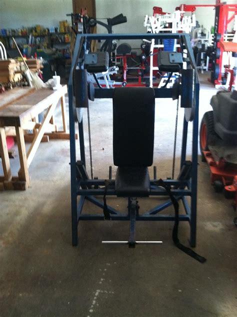 nautilus pullover restorationretrofit project page  bodybuildingcom forums