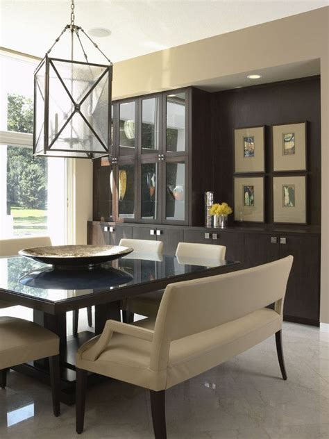 square kitchen table with bench 25 best ideas about square dining tables on