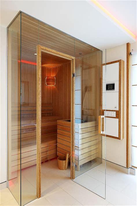 Badezimmer Modern Mit Sauna by Sauna