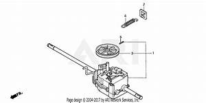 Honda Hrb216 Tda Lawn Mower  Usa  Vin  Maaa