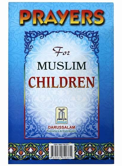 Muslim Children Prayers Darussalam Books English Economy