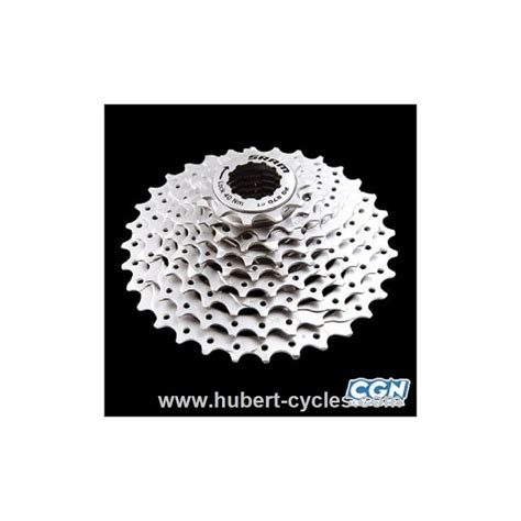 Cassetta Sram by Achat Cassette Sram 9v Pg950 Cgndopplertunr Hubert Cycles