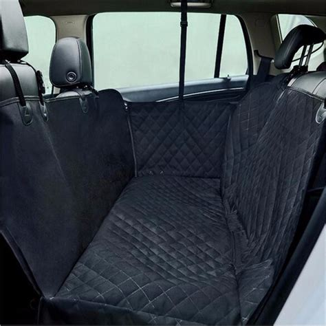 Back Seat Hammock For Dogs by Car Pet Seat Cover Hammock Blanket Pet Car Back Seat Cover