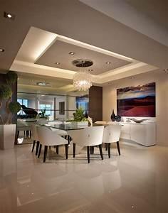 Sol Pas Cher Pour Salon : faux plafond bois blanc ~ Premium-room.com Idées de Décoration