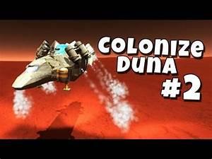 Download video: Kerbal Space Program - Colonize Duna #2