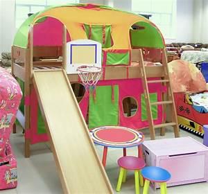 Klettern Im Kinderzimmer : kinderzimmereinrichtung das abenteuerbett ein bett wie ~ Michelbontemps.com Haus und Dekorationen