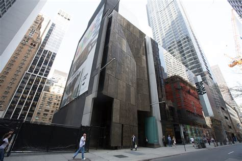 museum of modern reconsiders razing of folk museum the new york times