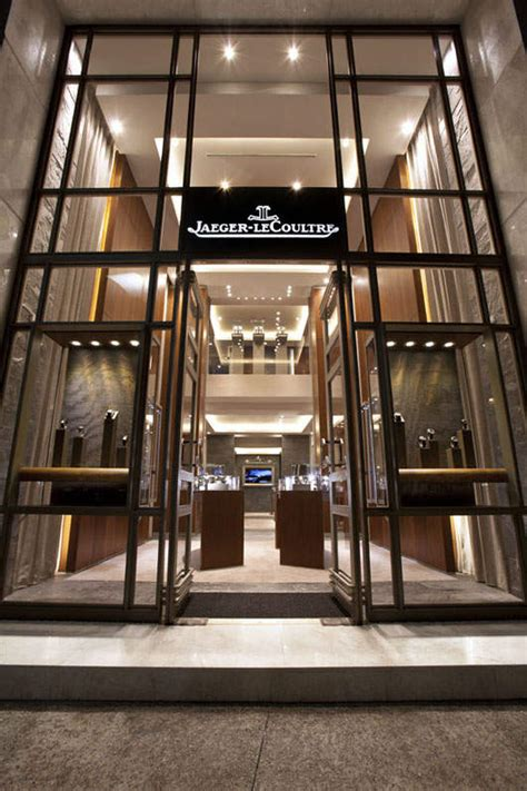 jaeger lecoultre opens boutique  mexico elite traveler