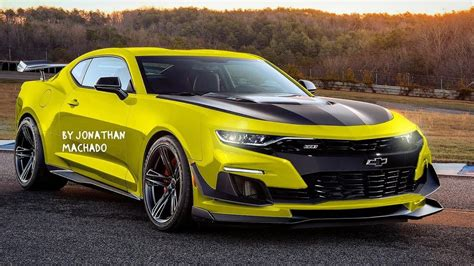 2020 The All Chevy Camaro 2020 the all chevy camaro specs release date