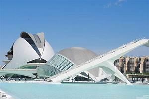 Santiago Calatrava amazing architecture Great Atmosphere