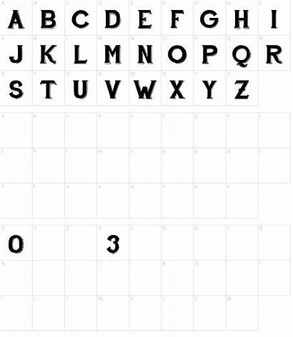 Typography Hand Font C30