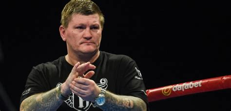 Why is Ricky Hatton in Tyson Fury's corner, and what is ...