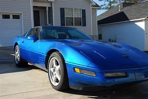 1991 Chevrolet Corvette - Overview