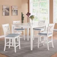 white kitchen table and chairs White Kitchen Table and Chairs - all white kitchen table ...