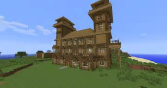 cabin homes plans log home minecraft building inc