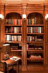 Hallway Bookshelf - Traditional - Hall - vancouver - by