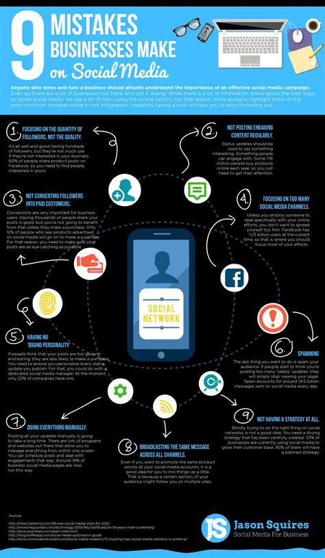 si馮e social social media marketing 9 errori da cui imparare redcube web agency verona