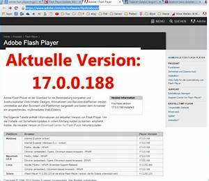 Sflex Rechnung : adobe flash player manuell updaten schutz vor trojaner ~ Themetempest.com Abrechnung
