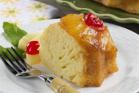 pineapple upside  bundt cake everydaydiabeticrecipescom