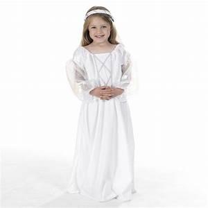Princess Bride Wedding Dress Costume for girls 310066