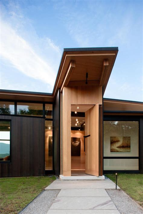 home design definition minimalist silhouette and walls of glass define piedmont residence