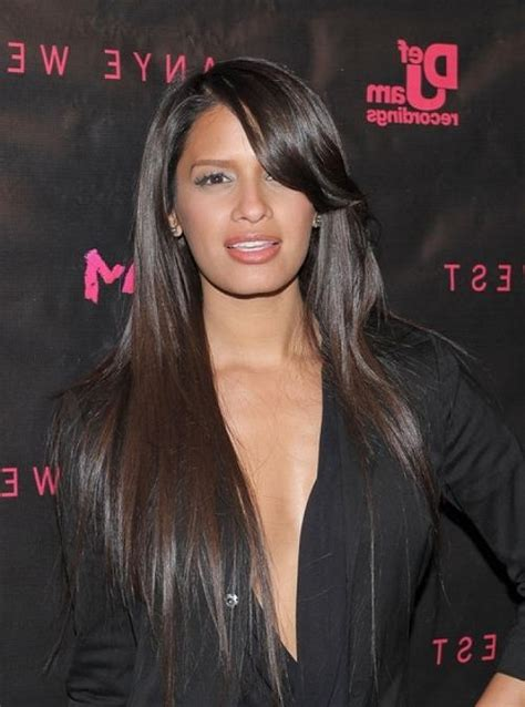 ideas  black long layered hairstyles