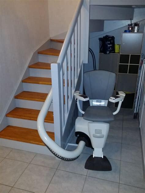 siege escalier monte escalier droit et monte escalier courbe pour