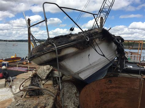 Boats Salvage by Boat Salvage Boat Recycling Salvage And Parts For Sale