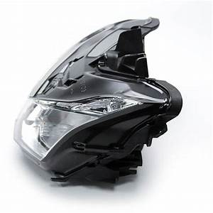 Motorcycle Headlight Assembly Headlamp Light For Kawasaki